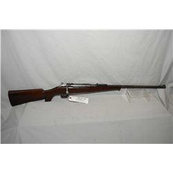 Mauser by DWM Berlin Model Sporter .7 MM Mauser Cal Bolt Action Rifle w/ 23 1/2 stepped bbl [ fading