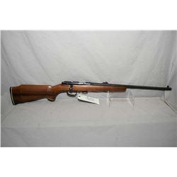 "Remington Model 525 .22 LR Cal Mag Fed Bolt Action Rifle w/ 21"" bbl [ blued finish, few slight marks"