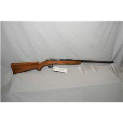 "Anschutz Mod Single Shot .22 LR Cal Single Shot Bolt Action Rifle w/ 21 1/2"" bbl [ blued finish star"