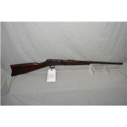 "Remington Model 16 .22 Rem Auto Cal Tube Fed Semi Auto Rifle w/ 22"" bbl [ fading blue finish, starti"