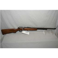 """Cooey Model 60 .22 LR Cal Tube Fed Bolt Action Rifle w/ 24"""" bbl [ fading blue finish, some marks, Ma"""