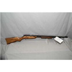 "Harrington & Richardson Model 422 .22 LR Cal Tube Fed Pump Action Rifle w/ 24"" bbl [ blued finish, s"