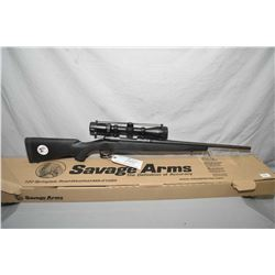 "Savage Model 11 Youth Axis Left Hand .308 Win Cal Mag Fed Bolt Action Rifle w/ 20"" bbl [ appears as"