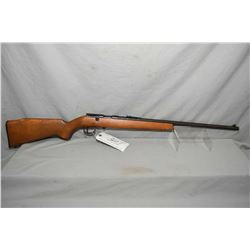 """CIL ( Anschutz ) Model 125 Mag Fed Bolt Action Rifle w/ 21 3/4"""" bbl [ blued finish with some surface"""
