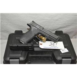 Smith & Wesson Model M & P .40 S & W Cal 10 Shot Semi Auto Pistol w/ 108 mm bbl [ Appears V- Good, s