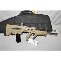 Tavor ( Israel Weapon Industry Ltd. ) Model 21 .223 Rem Cal 5 Shot Semi Auto Commercial Version Rifl