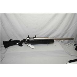 Custom Built on Mauser Style Action Model Bench Rest Rifle 6.5 - .30 - 06 Improved Caliber Bolt Acti