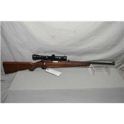"""Ruger Model 77/ 22 .22 LR Cal Mag Fed Bolt Action Rifle w/ 20"""" bbl [ blued finish, barrel sights, al"""