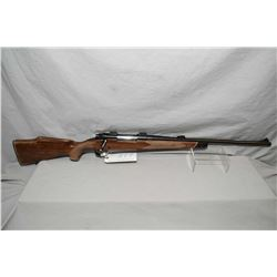 """Winchester Model 70 .243 Win Cal Bolt Action Rifle w/ 22"""" bbl [ fading blue finish, some marks to me"""