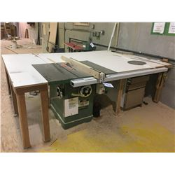 GENERAL INTERNATIONAL 50-330MI 220 VOLT TABLE SAW