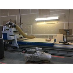 2005 HOMAG OPTIMAT BHP 200 POINT TO POINT MACHINE - 30 HP SPINDLE - 10 ATC - 2 VACUUM PUMPS - SN: