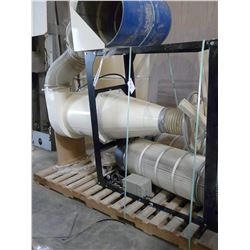 ONEIDA STAND UP FILTERED DUST COLLECTOR