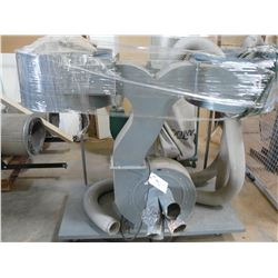 CANTEK TWIN BAG DUST COLLECTOR