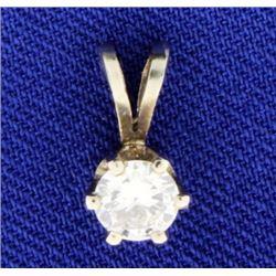 .4ct Diamond Pendant