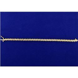 3 ct TW Diamond Tennis Bracelet