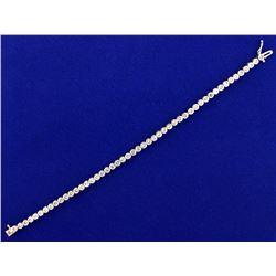 2ct TW Diamond Bracelet