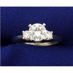 1.06ct TW Diamond Engagement Ring