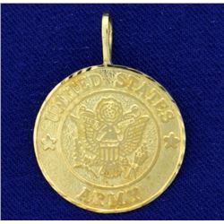 United States Army Pendant