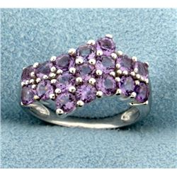 1.2ct TW Amethyst Ring