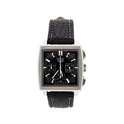 Tag Heuer Monaco Wristwatch