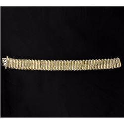 12ct Champagne Diamond Bracelet