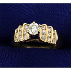 1ct TW Diamond Ring