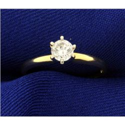 .3ct Solitaire Diamond Ring