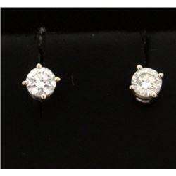 1/4 ct TW Diamond Stud Earrings