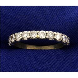 .8ct TW Diamond Band Ring