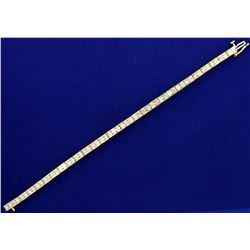 5ct TW Diamond Tennis Bracelet