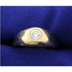 Men's 2/3 Carat Diamond Ring