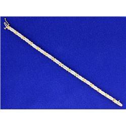 Diamond Kiss Bracelet .6ct TW