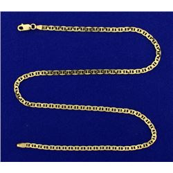 16 1/4 Inch Anchor Link Neck Chain