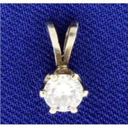 .4ct Diamond Pendant