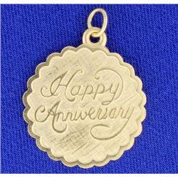 Anniversary Pendant