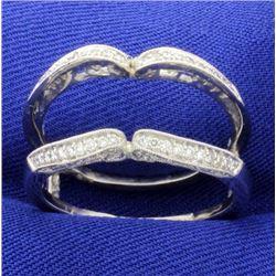 1/2 ct TW Diamond Ring Jacket