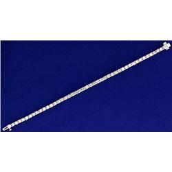 3ct TW Tennis Bracelet