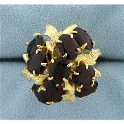 9ct TW Garnet Ring