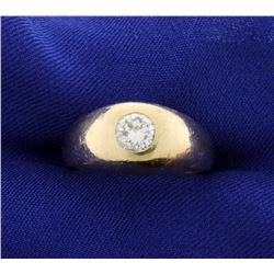 3/4 ct Men's Diamond Ring