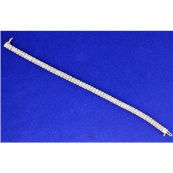 2/3 ct TW Diamond Tennis Bracelet