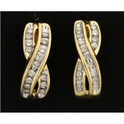 1/3ct TW Diamond Earrings