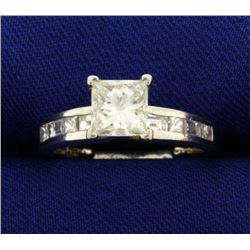 1.75ct TW Princess Diamond Ring