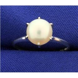 Vintage Pearl Ring
