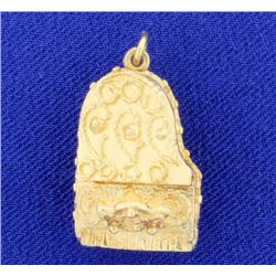 Piano Charm or Pendant