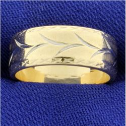Woman's Wedding Band
