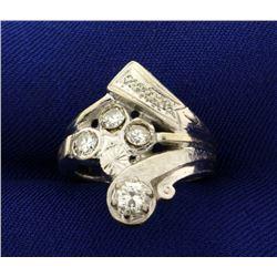 3/4ct TW Diamond Ring