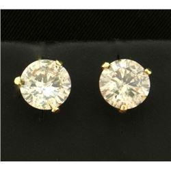 2 1/2ct TW Diamond Stud Earrings