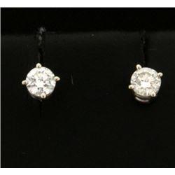 1/4 ct TW Diamond Stud Earrings