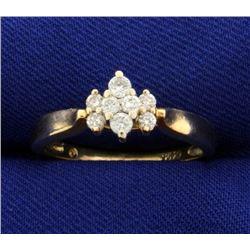 1/3ct TW Diamond Engagement Ring