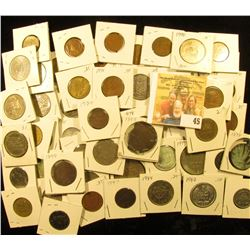 (56) Miscellaneous Foreign Coins.